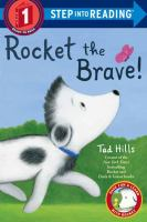 Cover image for Rocket the brave! / Tad Hills.