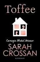 Cover image for Toffee / Sarah Crossan.