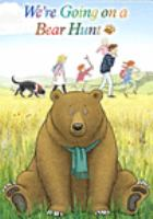 Cover image for We're going on a bear hunt [DVD] / producers, Norton Herrick [and four others] ; writer, Joanna Harrison.