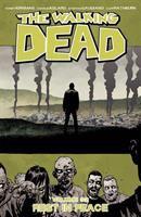 Cover image for The walking dead. Volume 32, Rest in peace / Robert Kirkman, creator, writer ; Charlie Adlard, penciler ; Stefano Gaudiano, inker ; Cliff Rathburn, gray tones ; Rus Wooton, letterer ; cover artist , Dave Stewart.