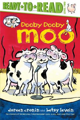Cover image for Dooby dooby moo / by Doreen Cronin and Betsy Lewin.