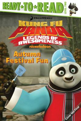 Cover image for Autumn festival fun / adapted by Tina Gallo.