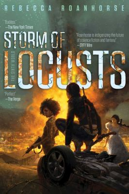 Cover image for Storm of locusts / Rebecca Roanhorse.