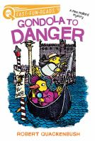 Cover image for Gondola to danger / Robert Quackenbush.