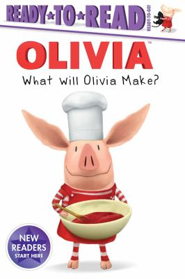 Cover image for What will Olivia make? / by A.E. Dingee.