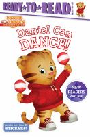 Cover image for Daniel can dance / by Delphine Finnegan.