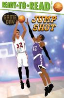 Cover image for Jump shot / by David Sabino ; illustrated by Charles Lehman.