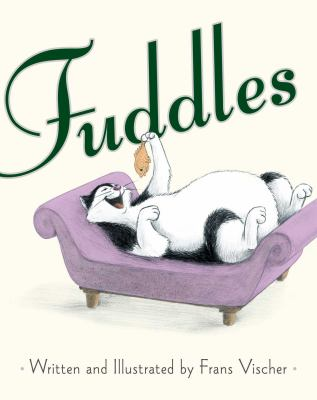 Cover image for Fuddles / written and illustrated by Frans Vischer.
