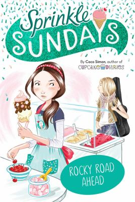 Cover image for Rocky road ahead / Coco Simon.