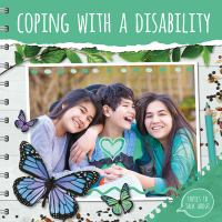 Cover image for Coping with a disability / Holly Duhig.