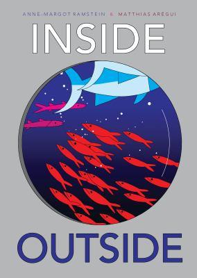 Cover image for Inside outside / Anne-Margot Ramstein & Matthias Arégui.