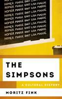 Cover image for The Simpsons : a cultural history / Moritz Fink.