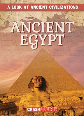 Cover image for Ancient Egypt / by Daniel R. Faust.