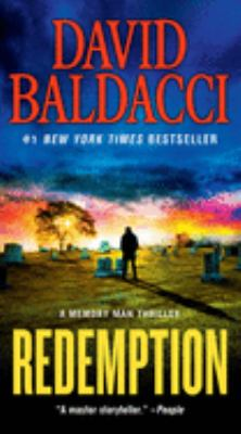 Cover image for Redemption [large print] / David Baldacci.
