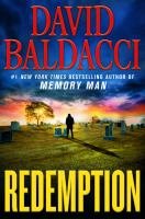 Cover image for Redemption / David Baldacci.