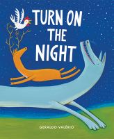Cover image for Turn on the night / Geraldo Valério.