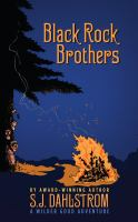 Cover image for Black Rock brothers / S.J. Dahlstrom ; illustrations by Cliff Wilke.