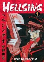 Cover image for Hellsing. Vol. 1 / Kohta Hirano ; translation, Duane Johnson ; lettering, Wilbert Lacuna.