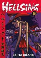Cover image for Hellsing. Vol. 6 / Kohta Hirano ; translation, Duane Johnson ; lettering, Wilbert Lacuna.