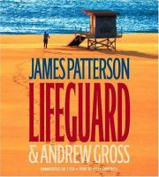Cover image for Lifeguard [compact disc] : James Patterson and Andrew Gross.