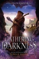 Cover image for Gathering darkness / Morgan Rhodes.