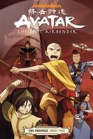 Cover image for Avatar : the last airbender. The promise. Part two / script, Gene Luen Yang ; art and cover, Gurihiru ; lettering, Michael Heisler.