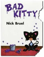 Cover image for Bad kitty / by Nick Bruel.