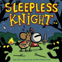 Cover image for Sleepless Knight / James Sturm, Andrew Arnold, Alexis Frederick-Frost.