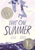 Cover image for This one summer / Mariko Tamaki, Jillian Tamaki.