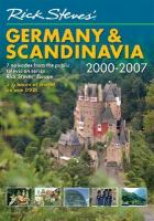 Cover image for Rick Steves Europe. Germany & Scandinavia [DVD] / Back Door Productions in association with American Public Television and Oregon Public Broadcasting.