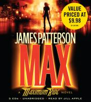 Cover image for Max [compact disc] / James Patterson.