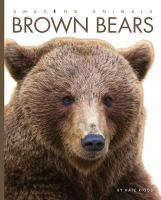 Cover image for Brown bears / by Kate Riggs.