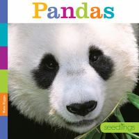 Cover image for Pandas / Kate Riggs.