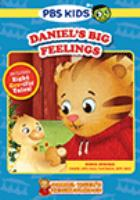 Cover image for Daniel Tiger's neighborhood. Daniel's big feelings [DVD]