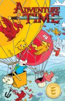 Cover image for Adventure time. 4 / created by Pendleton Ward ; written by Ryan North ; illustrated by Shelli Paroline & Braden Lamb ; additional colors by Lisa Moore ; letters by Steve Wands.