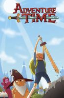 Cover image for Adventure time. 5 / created by Pendleton Ward ; written by Ryan North ; illustrated by Shelli Paroline & Braden Lamb ; additional colors by Lisa Moore ; letters by Steve Wands.