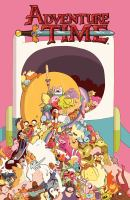 Cover image for Adventure time. 6 / created by Pendleton Ward ; written by Ryan North ; illustrated by Dustin Nguyen ... [et al.] ; colors by Whitney Cogar and Chris O'Neill ; letters by Steve Wands.