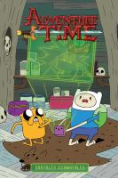 """Cover image for Adventure time. 5, Graybles schmaybles / written by Danielle Corsetto ; illustrated by Bridget Underwood ; inks by Jenna Ayoub ; colors by Whitney Cogar ; letters by Aubrey Aiese ; """"Flan!"""" / written & illustrated by Meredith McClaren."""