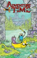 Cover image for Adventure time. 7 / created by Pendleton Ward ; written by Ryan North ; Marcelzine (issue #30) intro illustrated by Kat Philbin, Cool Bear the Bear illustrated by Missy Pena, Peppermint bark recipe illustrated by Becca Tobin, Hourly comics illustrated by Liz Prince, Chicken experiment comics illustrated by Yumi Sakugawa, The manbabe's lament illustrated by Carey Pietsch, My ca-razy day illustrated by Jesse Tise, Favorite kissing spots illustrated by Ian McGinty, colored and lettered by Fred Stresing, How to leave me alone illustrated by T. Zysk, Finn the superhuman illustrated by David Cutler, colored by Gerardo Alba and lettered by Steve Wands, afterword illustrated by Shelli Paroline and Braden Lamb ; issues 31-34 illustrated by Shelli Paroline & Braden Lamb ; letters by Steve Wands ; cover by Tait Howard ; designer, Kara Leopard ; associate editor, Whitney Leopard ; editor, Shannon Watters.