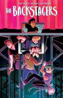 Cover image for The backstagers. Volume one, Rebels without applause / written by James Tynion IV ; illustrated by Rian Sygh ; colors by Walter Baiamonte ; letters by Jim Campbell.