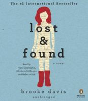 Cover image for Lost & found [compact disc] / Brooke Davis.