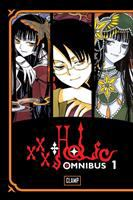 Cover image for Xxxholic omnibus. 1 / Clamp ; translated and adapted by William Flanagan ; lettered by Dana Hayward.