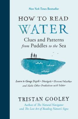 Cover image for How to read water : clues and patterns from puddles to the sea : learn to gauge depth, navigate, forecast weather and make other predictions with water / Tristan Gooley ; illustrations by Neil Gower.