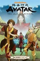 Cover image for Avatar : the last airbender. The search. Part one / script, Gene Luen Yang ; art and cover, Gurihiru ; lettering, Michael Heisler.