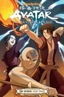 Cover image for Avatar : the last airbender. The search. Part three / script, Gene Luen Yang ; art and cover, Gurihiru ; lettering, Michael Heisler.