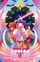 Cover image for Zodiac Starforce. By the power of Astra