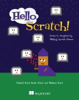 Cover image for Hello Scratch! / Gabriel Ford, Sadie Ford, Melissa Ford.