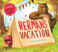 Cover image for Herman's vacation / Tom Percival.