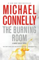 Cover image for The burning room [compact disc] / Michael Connelly.