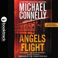 Cover image for Angels flight [compact disc] / Michael Connelly.